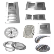 Vents & Grilles Stainless
