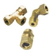 Fuel Line Brass Fittings